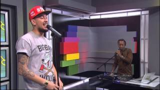 #ShizNiz: A.K.A performs Run Jozi