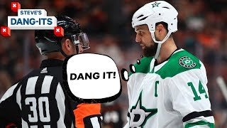 NHL Worst Plays of The Year - Day 27: Dallas Stars Edition | Steve's Dang Its
