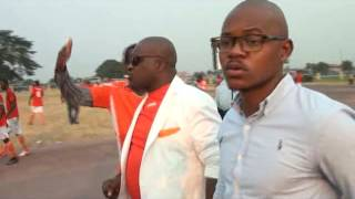 1er match du Fc Orange de Kinshasa vs Dcmp de Kinshasa 0-0