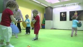 Cvičení s dětmi   POHYB DĚTEM