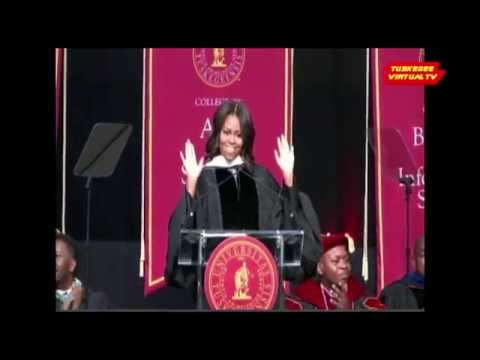 Michelle Obama's Full Speech at Tuskegee University