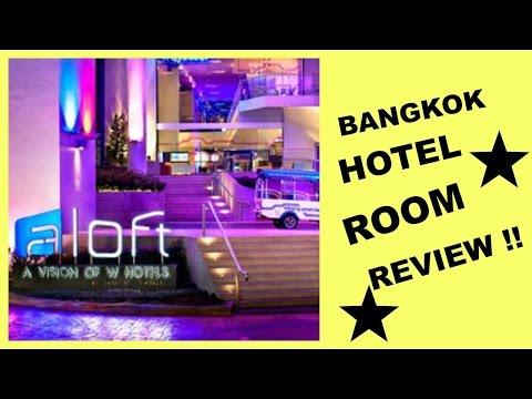 ALOFT BANGKOK ★ ROOM REVIEW !★ STYLISH SUITE ★ THAILAND