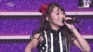 乃木坂46 「月の大きさ」Merry Xmas Show 2015