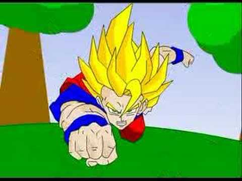 Dragon Ball Z Parodias 3