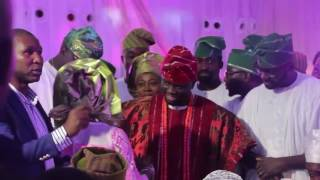 Olayinka Oyinlola and Juwon Okunowo Wedding