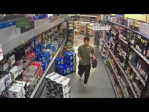 Two men wanted for stealing $600 worth of alcohol