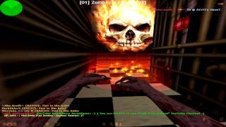 Counter Strike 1.6 - Zombie Escape - Boat Escape | World War'Z [NEW MAP]
