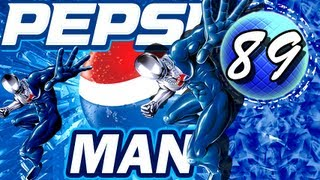 PEPSI MAN Vs. CocaLightMan (Featuring The Retard Gamer) - Video Review Clásico