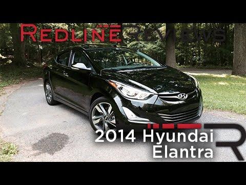 Redline Review: 2014 Hyundai Elantra