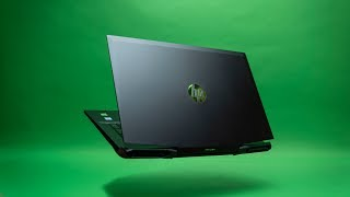 A Quiet Gaming Laptop! // HP Pavilion 17