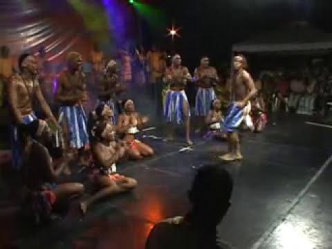 GRUPO DE MARIMBA TIERRA NEGRA - ESPIRITUS DEL PUEBLO NEGRO
