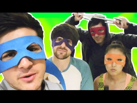 Teenage Mutant Ninja Smosh! video