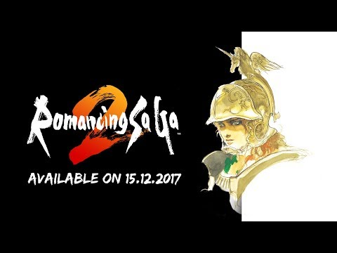 Romancing SaGa 2 – Announcement Trailer