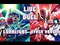 Yugioh Live Duel - LUNALIGHT vs CYBER DRAGON | January 2017 Scrub League