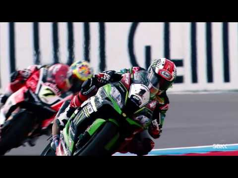 Jonathan Rea 2016 World Superbike Champion