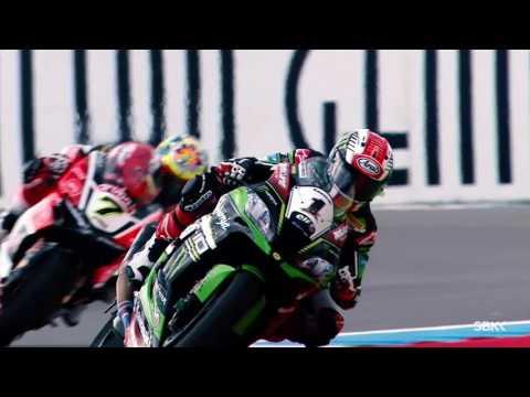 Jonathan Rea 2016 World Superbike Champion