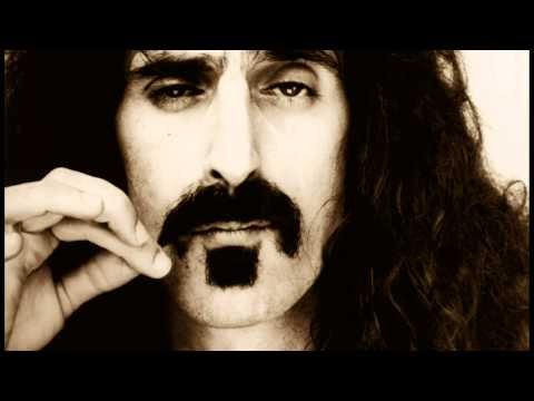 Frank Zappa - Sleep Dirt Black Napkins