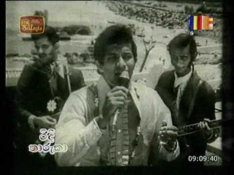 'adara Mal Pawane' - From 'duleeka' - H R Jothipala (1970s) - Vijaya Kumaratunga - Full Song video