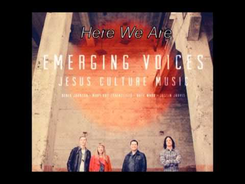 Jesus Culture - Here We Are