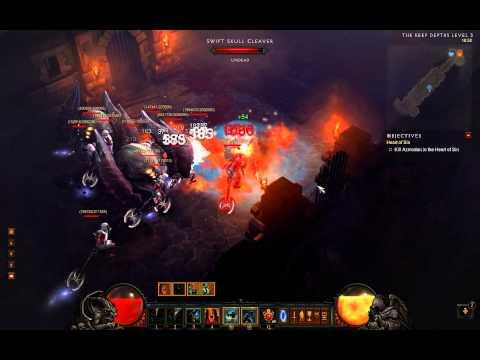 Diablo 3 - 1.0.4 Changes for Double Tornado Barbarians
