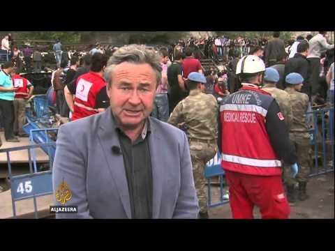 Hopes of finding Turkey mine survivors fading