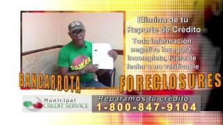 Comercial de Reparacion de Credito