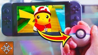 This Is Why POKEMON LETS GO For Switch Is The Best Thing That Ever Happened To Nintendo