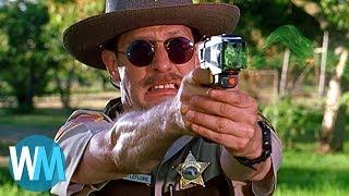 Top 10 Hilarious Tasering Scenes in Movies