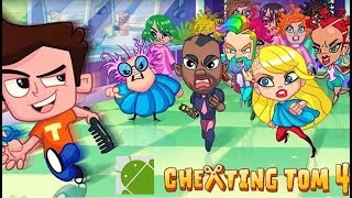 Cheating Tom 4 Hair Stylist Wannabe - Android Gameplay HD