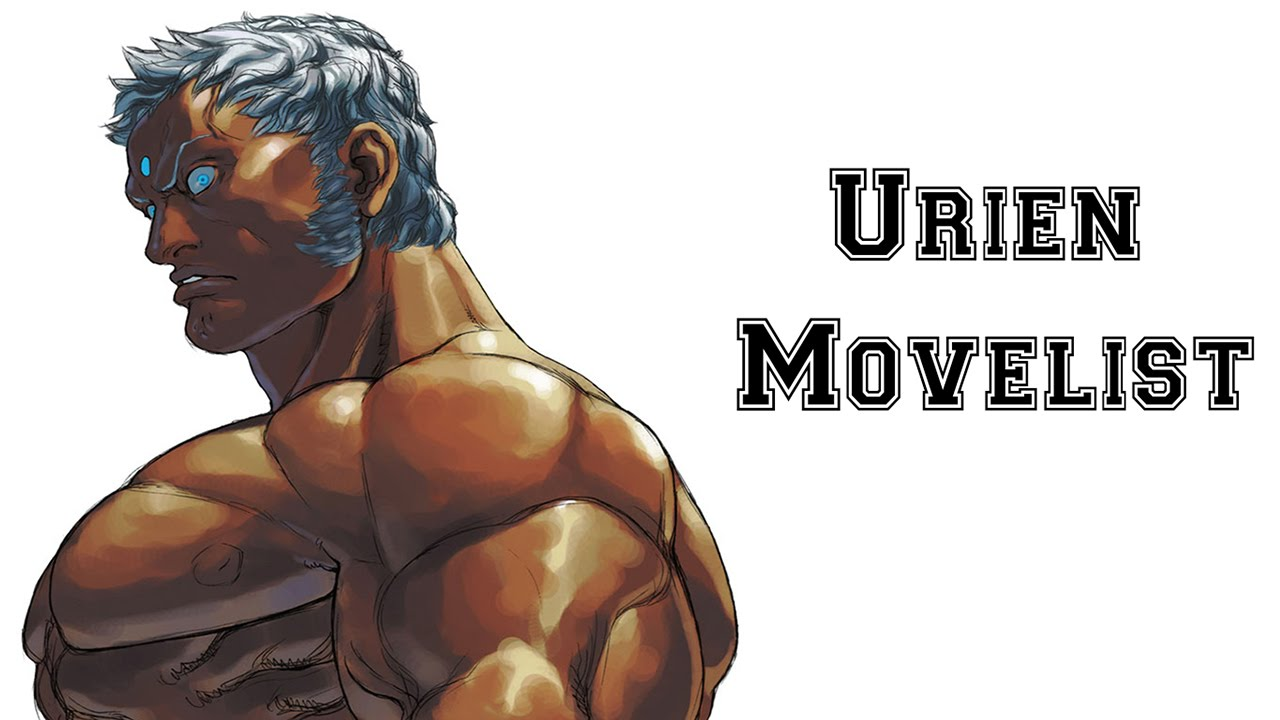 Urien Street Fighter Street Fighter III 3rd Strike