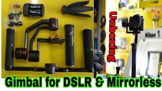 "Best ""Gimbal"" For DSLR or Mirrorless Camera in budget price Range!"