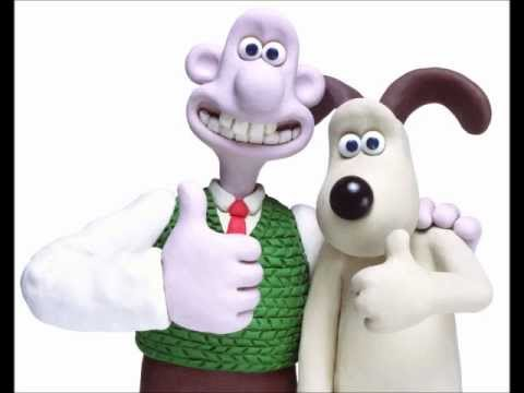 Wallace And Gromit 8-bit Techno video