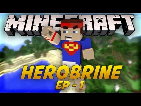 HEROBRINE #A Casa EP 1