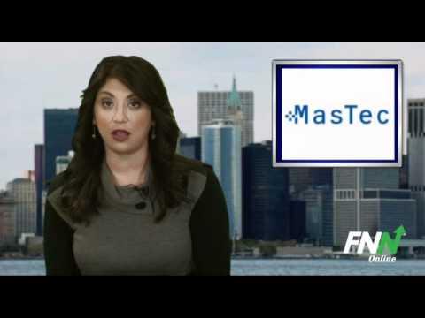 MasTec Issued Q1 EPS Guidance (MTZ)
