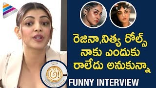 Awe Movie Team Funny Interview | Nani | Kajal | Nithya menen | Regina | Eesha