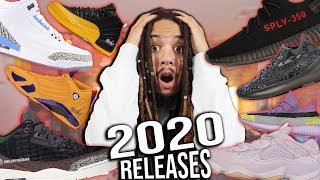 YEEZY VS JORDAN UPCOMING 2020 RELEASES ! YEEZY 380 , JORDAN 3 ANIMAL PRINT , YEEZY 500 Hi and MORE !