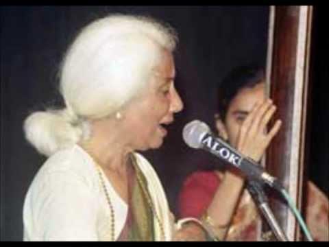 Prabha Atre- Raag Kalavati - Ektaal video