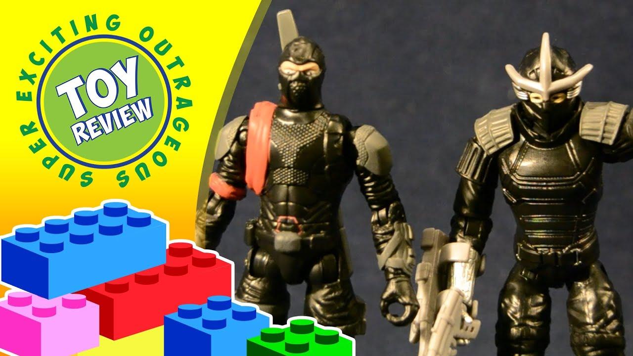 Ninja turtles shredder toy