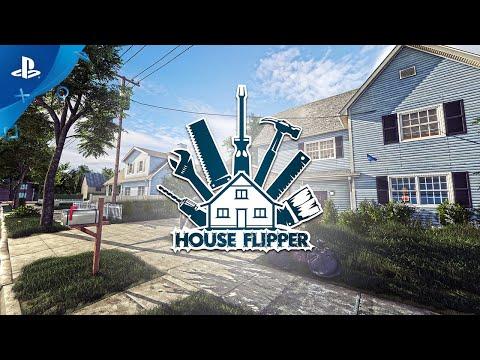 House Flipper - Launch Trailer | PS4