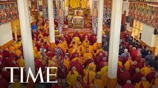 Tenzin Gyatso, The 14th Dalai Lama, On Relations With China, Inner Peace & More   TIME