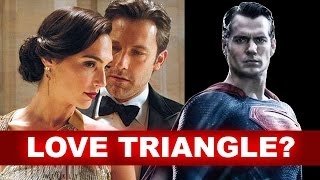 Batman v Superman 2016 - Batman & Wonder Woman Romance?! - Beyond The Trailer