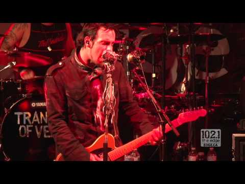 Three Days Grace - Riot (Live @ The Edge)