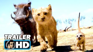 """THE LION KING """"The King Returns"""" Featurette Trailer NEW (2019)"""