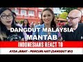 Indonesians React To Ayda Jebat - Pencuri Hati v Dangdut