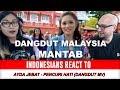 Indonesians React To Ayda Jebat - Pencuri Hati v Dangdut (Official Music Video)