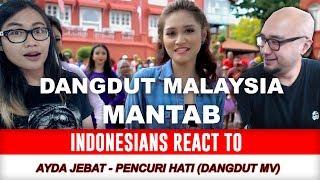 download lagu Indonesians React To Ayda Jebat - Pencuri Hati V gratis