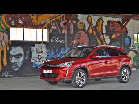 2012 Citroen C4 Aircross / -