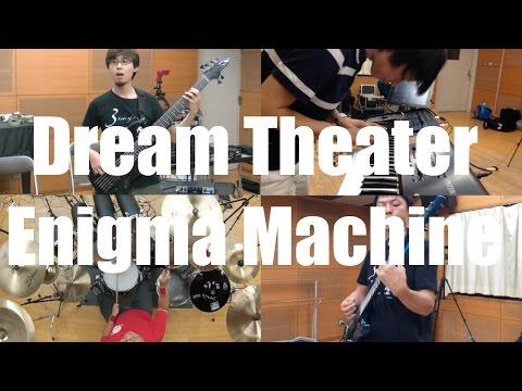 Dream Theater - Enigma Machine (Full Band Cover)