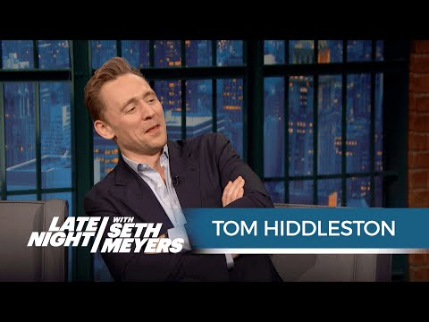 Tom Hiddleston Once Did His Robert De Niro Impression for Robert De Niro