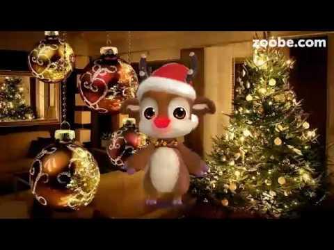 Zoobe поздравления с рождеством скачать бесплатно
